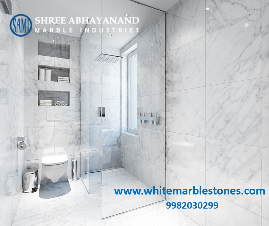 Best Banswara White Marble Shree Abhayanand