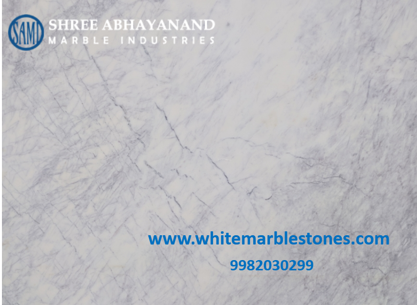 Top Banswara White Marble Shree Abhayanand